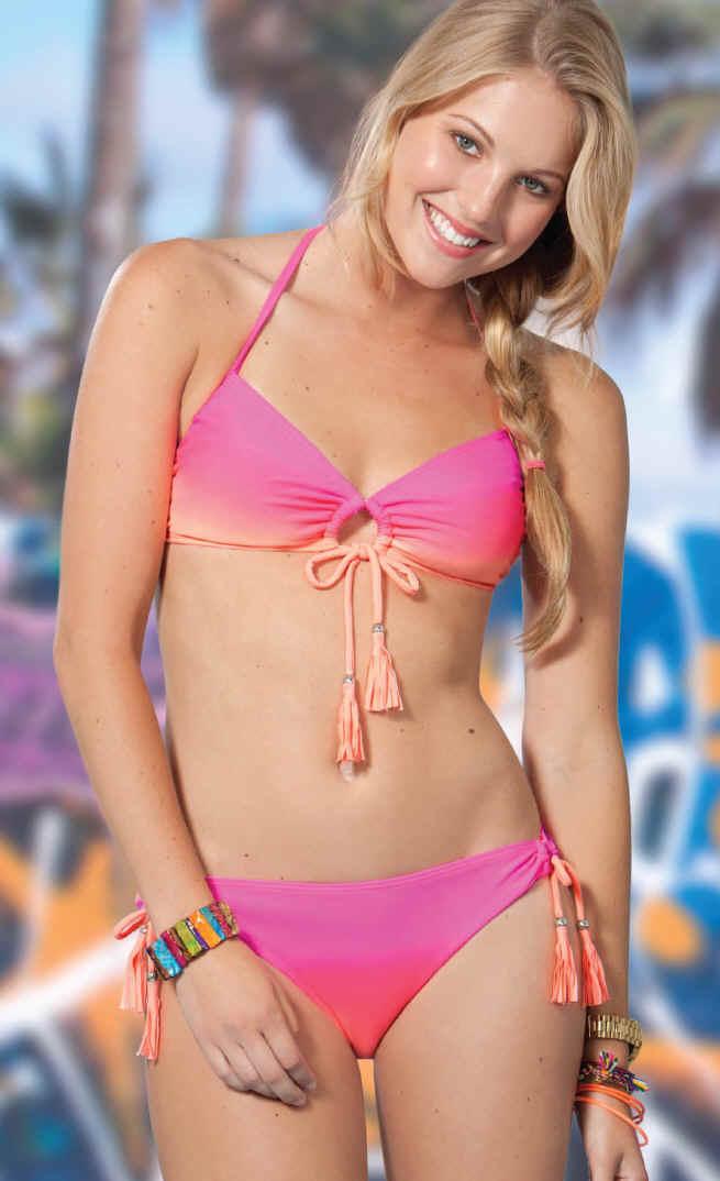 WATCH Bikini Models Play Beach Volleyball for Carl's Jr.